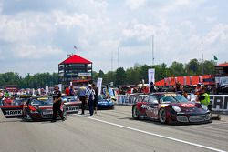 PWC GT Race Pre-Grid