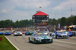 PWC GT : Départ de la course