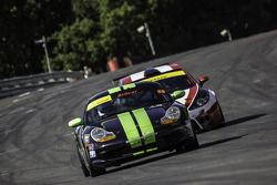 #88 Newbridge Motorsport Porsche Boxster: Chris Valentine