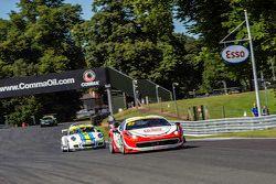 #23 FF Corse Ferrari 458 Challenge: Adam Carroll, Guatam Singhania