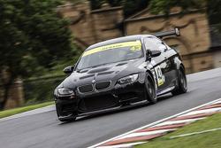 #43 Intersport Racing BMW E92 V8: Anna Walewska, Kevin Clarke