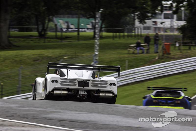 #19 Wessex Vehicles Riley MkXXII TDC: Nigel Mustill, Craig Dolby