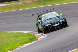 #57 Moss Motorsport UK BMW E46 GT4: Mike Moss, Tom Howard