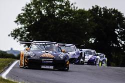 #12 Trackspeed Porsche 997 GT3: Jody Firth, Warren Hughes