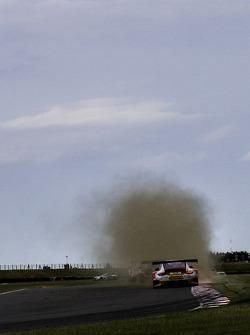 #33 Trackspeed Porsche 997 GT3: John Minshaw, Phil Keen