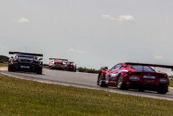 #888 Triple 888 BMW Z4 GT3: Luke Hines, Derek Johnston