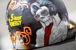 Clint Bowyer, Michael Waltrip Racing Toyota's helmet