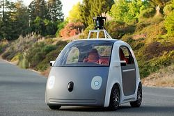 Google car sans conducteur