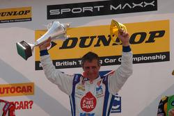 Racewinnaar Jason Plato