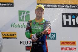 Tweede plaats Colin Turkington