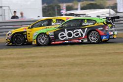 Colin Turkington, eBay Motors, double Adam Morgan, Wix Racing