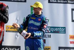 Second place Mat Jackson