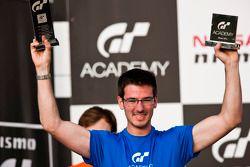 2014 GT Academy-winnaar Gaëtan Paletou