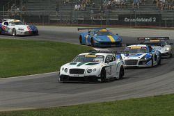 Butch Leitzinger, Bentley Bentley V8 T