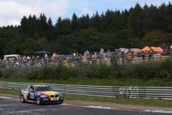 #480 Bonk Motorsport BMW 325i: Axel Burghardt, Wolfgang Garbrock, Michael Bonk