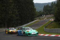 #4 Falken Motorsports Porsche 911 GT3 R: Alexandre Imperatori, Martin Ragginger