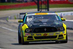 #60 Roush Road Racing Ford Mustang Boss 302R: Jack Roush, Jr.