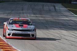#6 Stevenson Motorsports Camaro GS.R: Robin Liddell, Andrew Davis