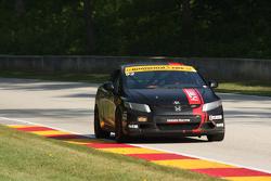 #92 HART Honda Civic SI: Peter Cunningham, Steve Eich, Kevin Boehm
