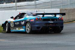 Trouble for #720 Ferrari: Mario Guerin