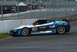 Problemen voor #720 Ferrari: Mario Guerin