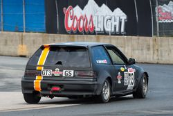 #713 Honda Civic: Mark Gawronski