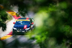 #93 HART Honda Civic: Chad Gilsinger, Michael Valiante