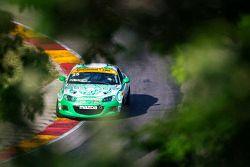 #25 Freedom Autosport Mazda MX-5: Mark Pombo, Mat Pombo