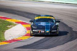 #65 Murillo Racing Porsche Cayman: Tim Probert, Brent Mosing, Justin Piscitell
