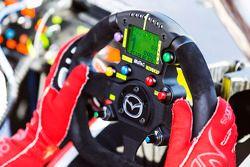 Mazda dettaglio volante