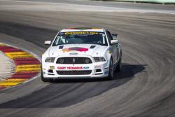 #79 Racers Edge Motorsports Mustang Boss 302R: Nick Galante, Chris Beaufait
