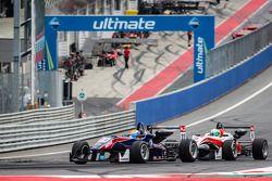 Hector Hurst, Team West-TecF3 Dallara F312 Mercedes, Alfonso Celis, Fortec Motorsports Dallara F312 Mercedes
