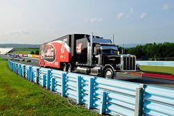 Hauler di Kurt Busch, Stewart-Haas Racing Chevrolet