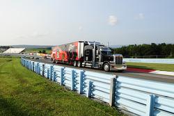 Camion - Justin Allgaier, HScott Motorsports Chevrolet