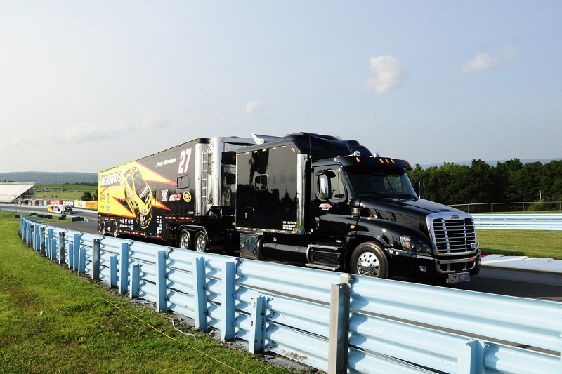 Hauler di Paul Menard, Richard Childress Racing Chevrolet
