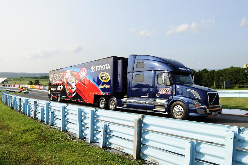 Tır: Alex Bowman, BK Racing Toyota
