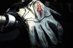 Détail de gant