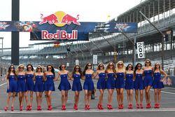 Meninas da Red Bull