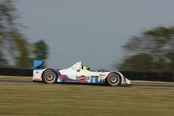 #8 Starworks Motorsport ORECA FLM09: 米尔科·舒尔蒂斯, 伦格尔·范德赞德