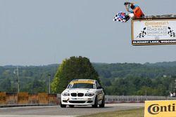 #23 Burton Racing BMW 128i: Terry Borcheller, Mike LaMarra : Vainqueur de sa catégorie