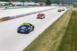 #50 BERG Racing 保时捷 卡宴: 科迪·埃尔斯沃思, 科里·刘易斯, 约翰·韦斯伯格