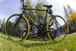 Continental lastikleri bisiklette