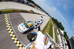 #23 Burton Racing BMW 128i: Terry Borcheller, Mike LaMarra takes the class win