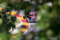 #42 OAK Racing Nissan Morgan: Gustavo Yacaman, Olivier Pla