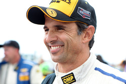 Race winner Christian Fittipaldi