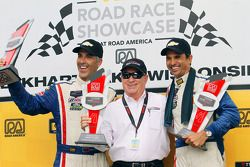 Vainqueurs: Joao Barbosa et Christian Fittipaldi