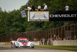 #5 Action Express Racing Corvette DP: Joao Barbosa, Christian Fittipaldi takes the win