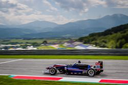 Hector Hurst, Team West-TecF3 Dallara F312 Mercedes