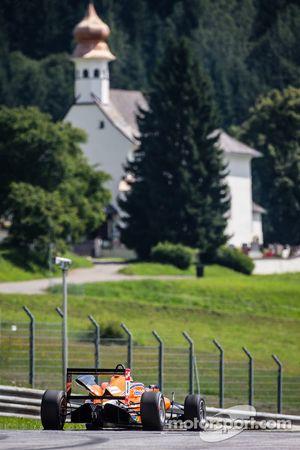 Lucas Auer, kfzteile24 Mücke Motorsport Dallara F312 Mercedes