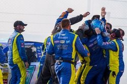 Vainqueur: A.J. Allmendinger, JTG Daugherty Racing Chevrolet